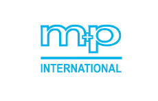 M+P International logo